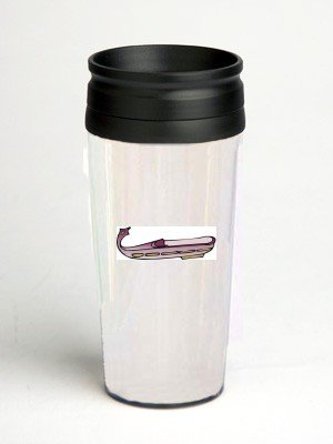 16 oz. Double Wall Insulated Tumbler with footwear - Paper Insert16 oz. Double Wall Insulated Tumbler with footwear - Paper Insert