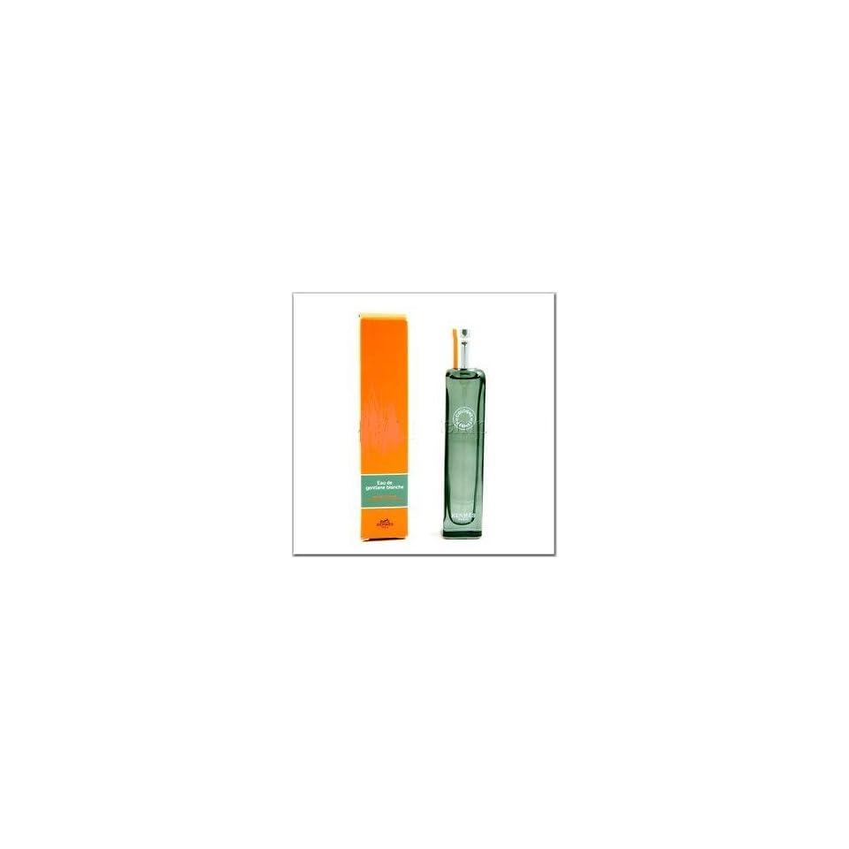 Hermes Eau De Gentiane Blanche Perfume Cologne 05 Oz Spray On Popscreen