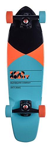 goldcoast-pier-complete-cruiser-skateboard-herren-pier-orange-einheitsgrosse