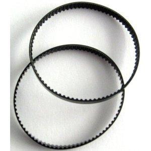 Vacbelts Dyson Dc25 Vacuum Belts 2-Pack; Replaces Dyson Dc-25 Part 914006-01 (91400601) front-16653