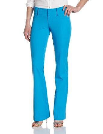 Lilly Pulitzer Women's Jet Set Trouser, Flutter Blue, 0