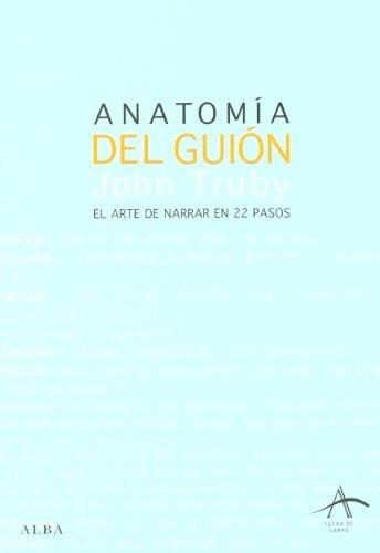 ANATOMIA DEL GUION descarga pdf epub mobi fb2