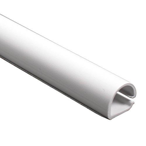 Wiremold C10 Cordmate Cord Channel, White (Hide A Cord compare prices)