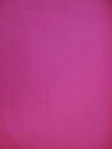 SheetWorld Fitted Bassinet Sheet - Hot Pink Woven - Made In USA