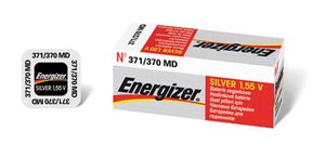 Energizer 371/370 MD Montre Batterie (Pack Of10)