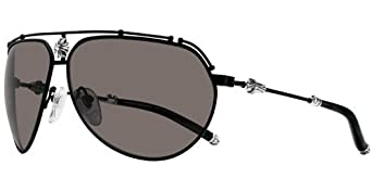 704be1941202 Chrome Hearts KUFANNAW II Sunglasses MBK Matte Black Online ...
