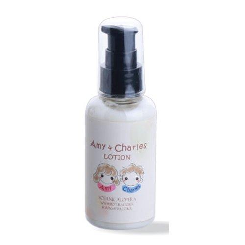 エイミー&チャールズ ローション 80ml 、キッズ化粧品、乳液、敏感肌、ニキビ