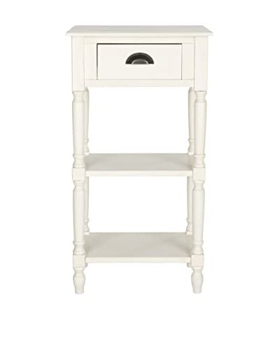 Safavieh Chucky Accent Table, White