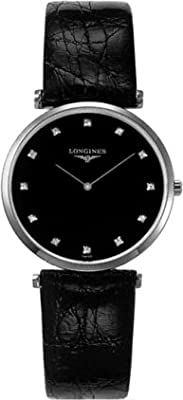 Longines La Grand Classic Ultra Thin Diamond Markers Men's Watch by Longines