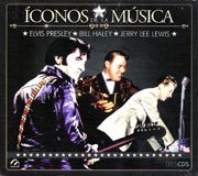 Iconos De La Musica 3CDs (Mexican Edition)