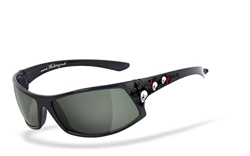 Helly Bikereyes Speed Queen-Tribal Cross occhiali biker occhiali da sole (divisiva)
