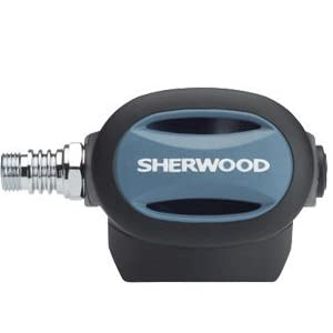 Sherwood Blizzard Cold-Water Dive Regulator – Scuba Regulators