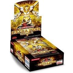 遊戯王ファイブディーズ オフィシャルカードゲーム EXTRA PACK Volume 2 BOX