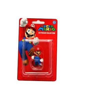 Super Mario portachiavi Figurine Mario 6cm