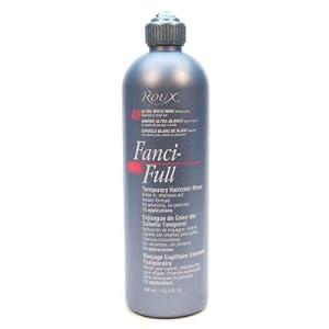 Roux Fanci-Full Rinse #49 Ultra White Minx 15.2 oz.