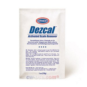Dezcal Activated Scale Remover - 1oz Packets by Dezcal