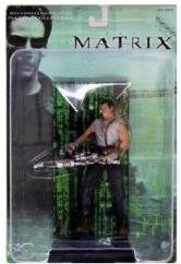 The Matrix Tank Action Figure