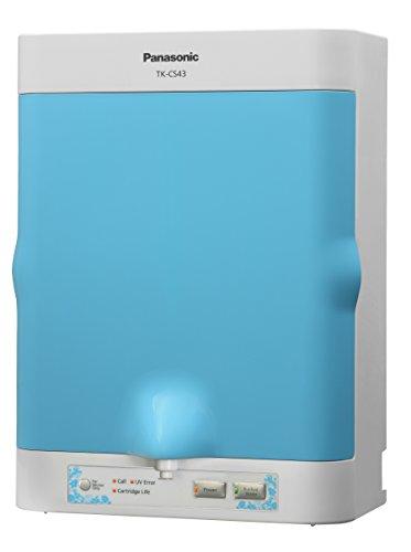 Panasonic TKCS43-DAJ UV 25-Watt Water Purifier (Blue)