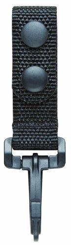 Bianchi Accumold 7405K Belt Keeper with Key Holder, Black (Key Holder For Duty Belt compare prices)