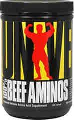 Universal 100% Beef Aminos 200 Tablets