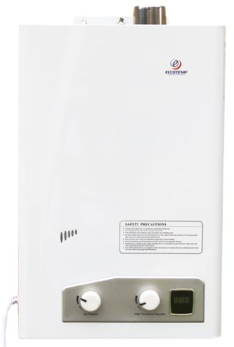 Eccotemp FVI-12-NG High Capacity Gas Tankless Water Heater (Tankless Water Gas Heater compare prices)