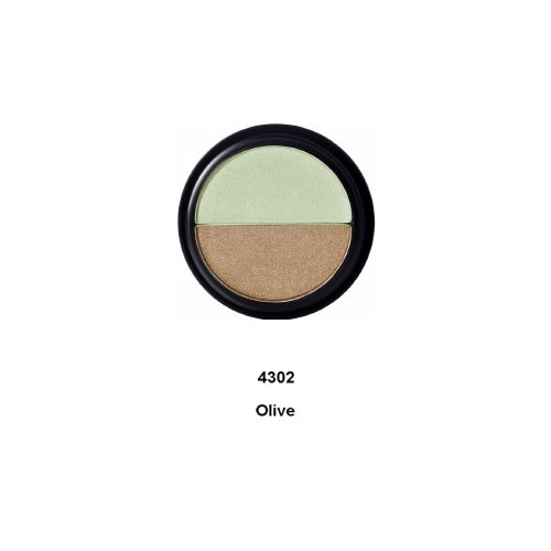 e.l.f. Essential Duo Eyeshadow Olive