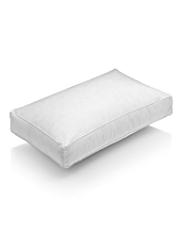 Duck Feather & Down Box Wall Medium Support Pillow