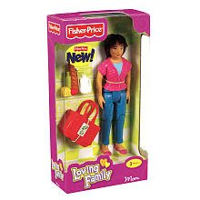 Fisher-Price Loving Family Hispanic Dollhouse Figures - Mom