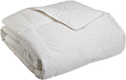 Grand Down All Season Down Blend Oversized 330 Thread Count King Comforter, White front-814607