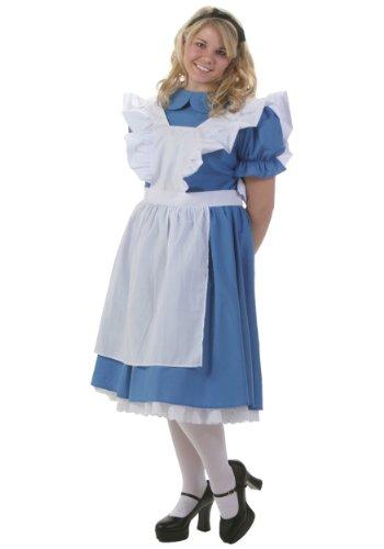 Halloween 2017 Disney Costumes Plus Size & Standard Women's Costume Characters - Women's Costume CharactersDeluxe Plus Size Alice