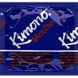 24 Kimono Microthin Condoms, Value Pack, Ultra Thin Premium Latex
