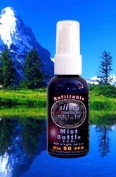 """""""Bio-Silver"""" Ultra Colloidal Silver Spray, 240 ppm, 2 oz (59.14 ml)"""