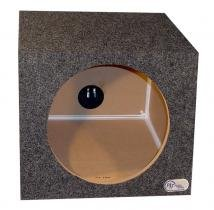 "R/T Sealed Single 15"" Hatchback Speaker Enclosure - Medium Air Volume (1.75)"