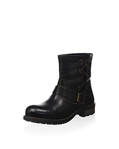 Buffalo London Botas moteras Negro