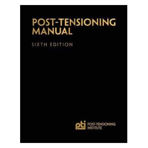 post tensioning manual 6th edition pdf
