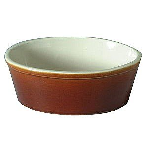 Rayware Rayware Harvest 18cm Oval Pie Dishburgundy Cream from Rayware