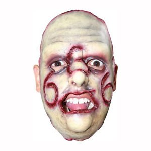 [Serial Killer #15 Latex Costume Face Mask Ghoulish Productions 26055] (Jack Torrance Costume)
