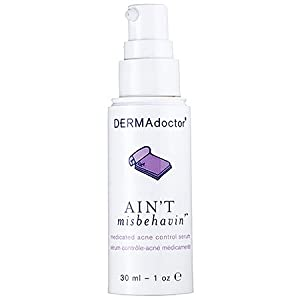 DERMAdoctor Aint Misbehavin Medicated Acne Control Serum 30ml