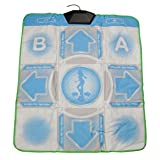 FOLDABLE NINTENDO WII/NINTENDO GAMECUBE GAMING DANCE MAT COMPLETE WITH 2 YEAR WARRANTY