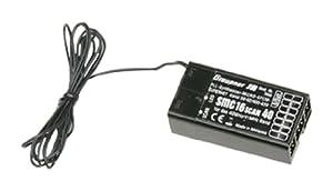 Graupner 7055 - Empfänger SMC 16SCAN 40 MHz