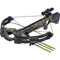 Barnett Predator Pkg 4X32 Crossbow Package with Scope/Arrows/Quiver