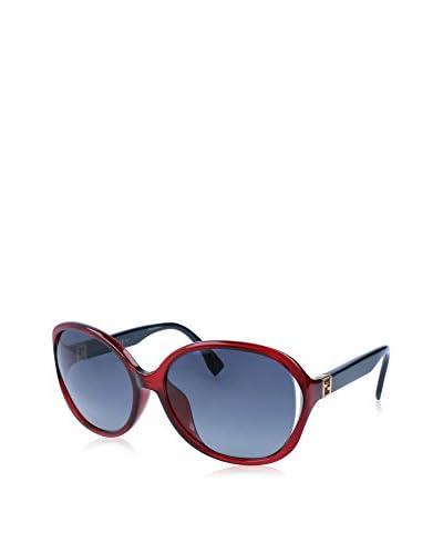 Fendi Gafas de Sol Ff 0032/F/S (53 mm) Rojo