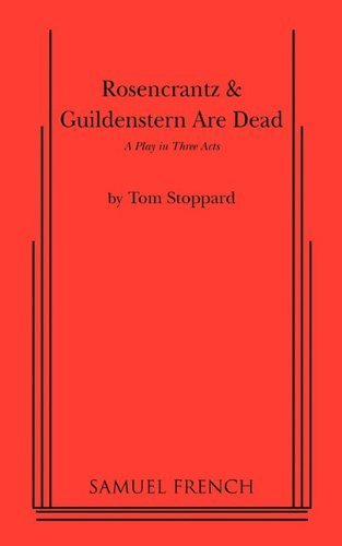 rosencrantz and guildenstern are dead essays Stoppard began writing rosencrantz and guildenstern are dead in 1964 and it was first performed in 1966 at the edinburgh fringe theatre the 20th century, and more specifically the late 20th century, was a time of change and turmoil.