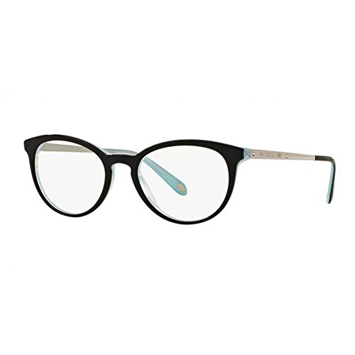 tiffany-tf2128b-8193-occhiale-da-vista-nero-black-eyeglasses-sehbrille-donna-new