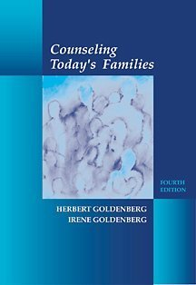 Counseling Today's Families (Marital, Couple, &...