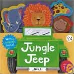 img - for Jungle Jeep book / textbook / text book