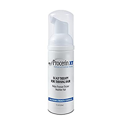 Procerin Hair Loss Foam (No Minoxidil) - DHT Blocking & Regrowth Formula