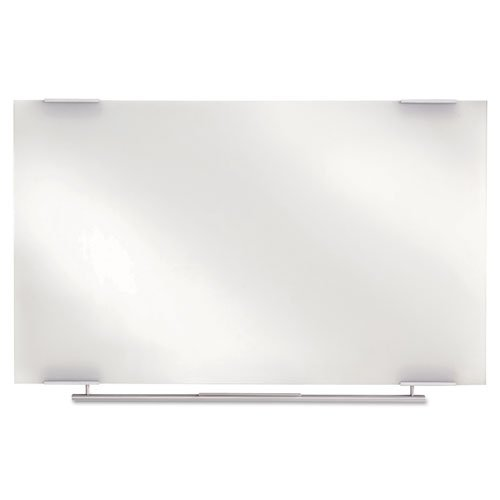 Iceberg Glass Dry Erase Boards, Frameless, 48 X 36