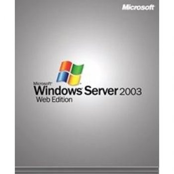Microsoft OEM Windows Server Web 2003 SP2 (PC CD)