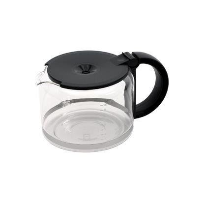 Krups 036-42 10 Cup Glass Carafe, Black Handle - Lid Not Included